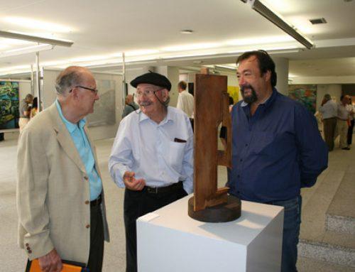 Exposición Internacional de Artes Plásticas en Valdepeñas 2011